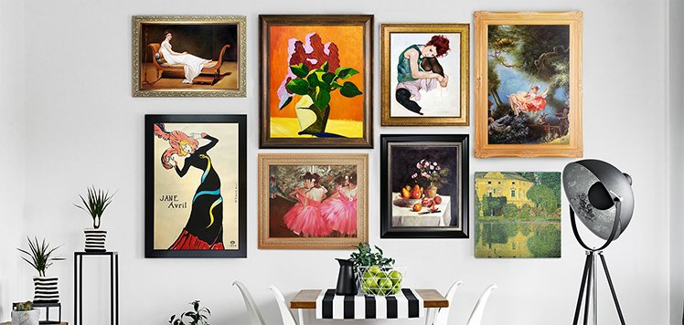 Up to 80% Off Classic Pieces With overstockArt