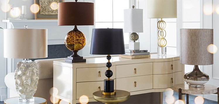 Up to 70% Off Table Lamps