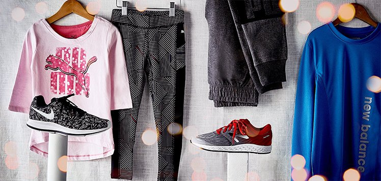 Activewear for Your Little Athlete