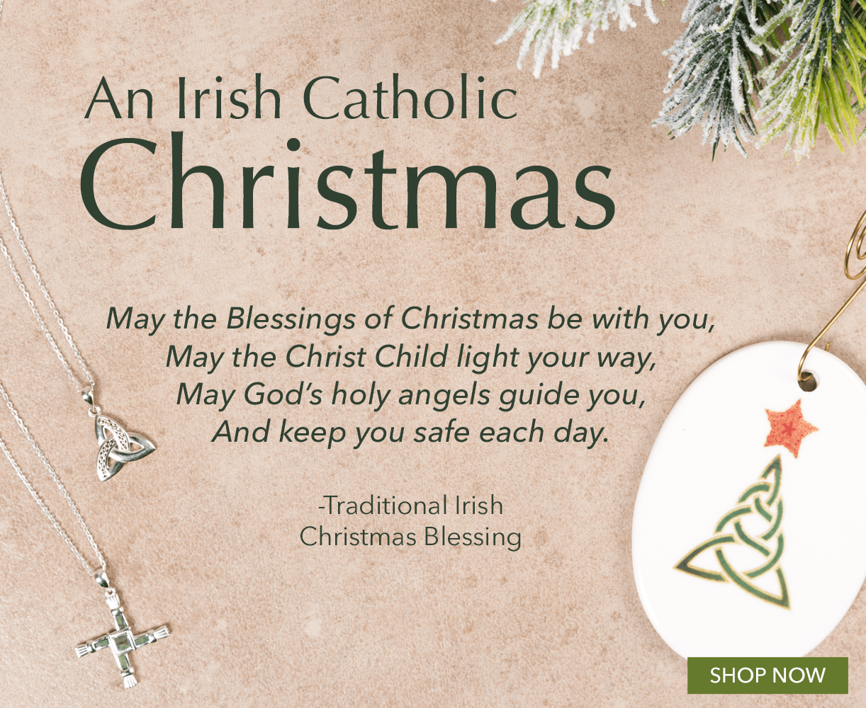 Trinity Road Websites: Have A Merry Irish Catholic Christmas | Milled