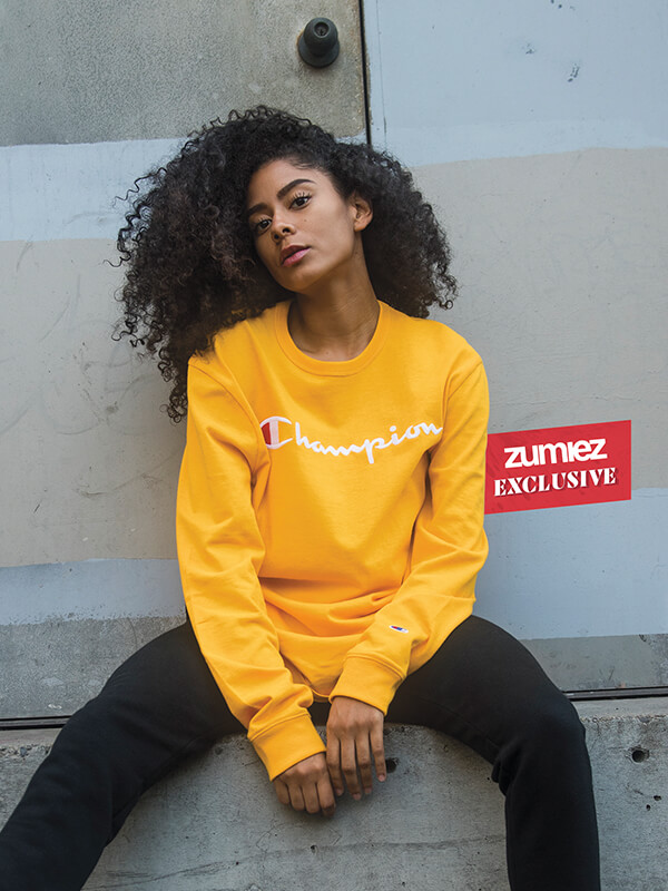 662f725a6ee1c WOMEN S NEW ARRIVAL CHAMPION LONG SLEEVE TEES   MORE - SHOP WOMEN S CHAMPION