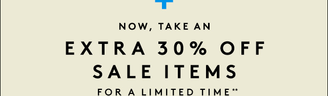 Our biggest sale keeps getting better.