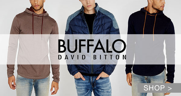 BUFFALO DAVID BITTON FOR MEN
