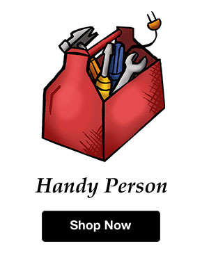 Shop For The Handy Person!