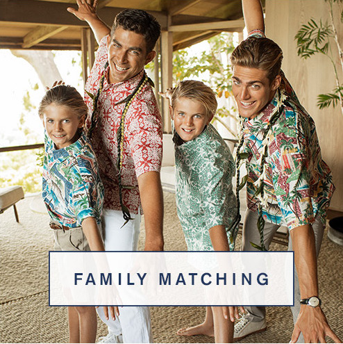 Shop Family Matching