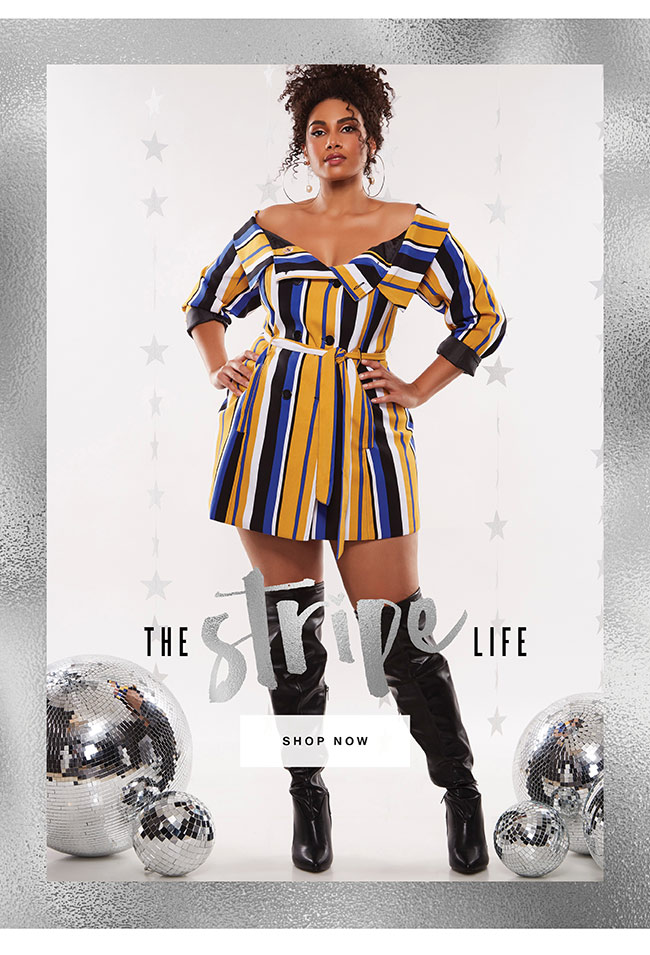 The stripe life - Shop Now