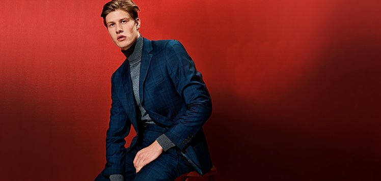 Up to 75% Off Modern Designer Tailoring