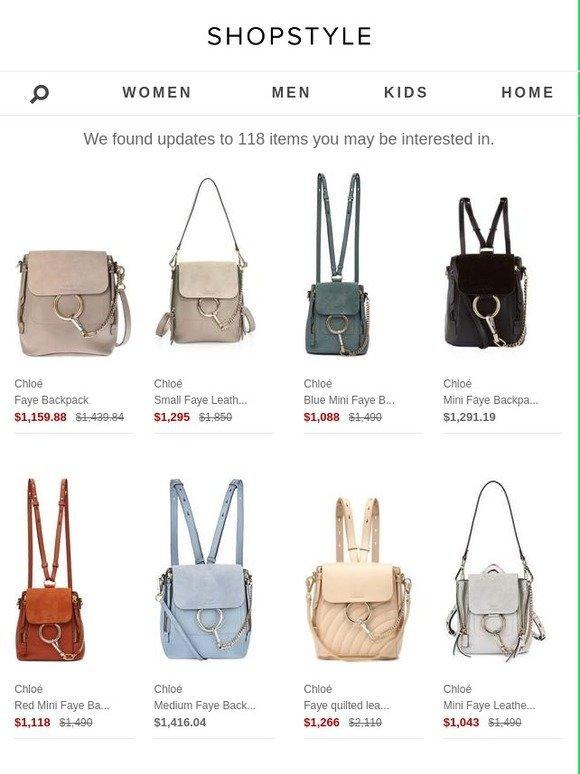 8195000185 ShopStyle: Sale Alert: Chloé | Milled