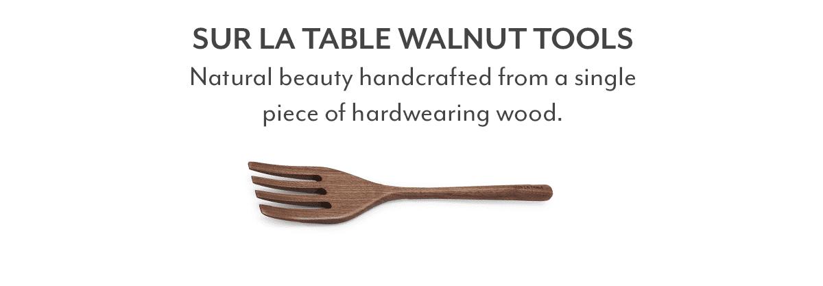 SLT Walnut Tools