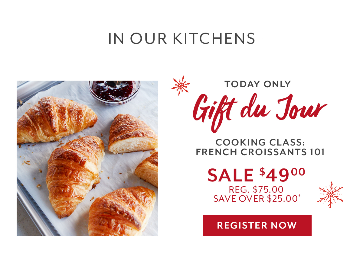 Culinary Gift Du Jour