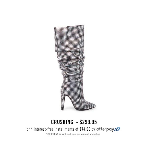Crushing - $299.95
