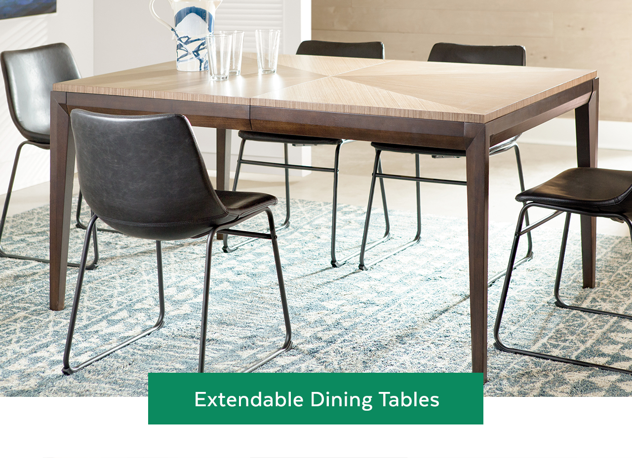Extendable Dining Tables