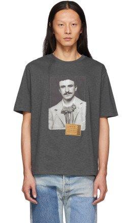 Loewe - Black Portrait T-Shirt