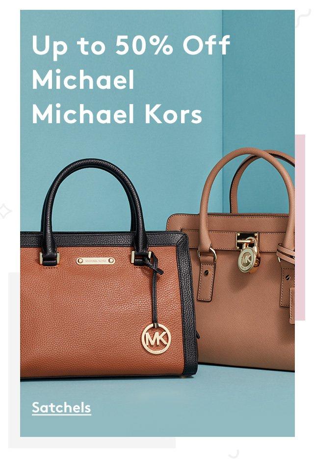 Up to 50% Off Michael | Michael Kors | Satchels