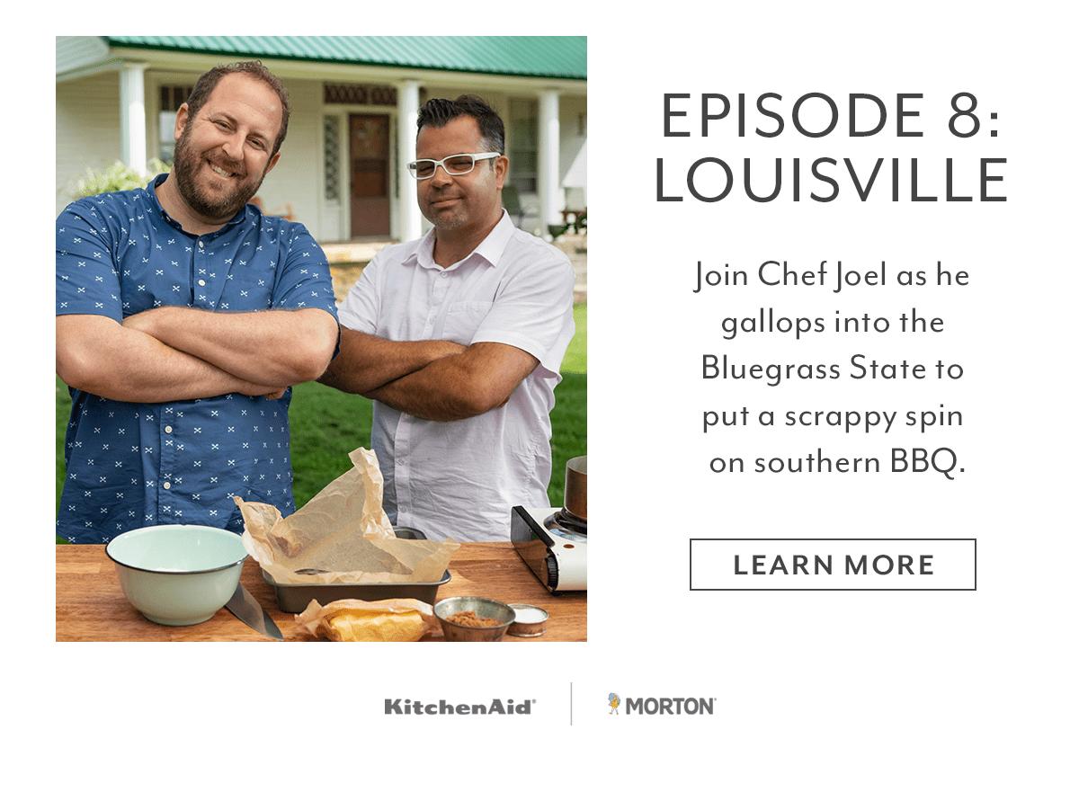 Episode 8: Louisville