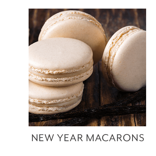 Class - New Year Macarons