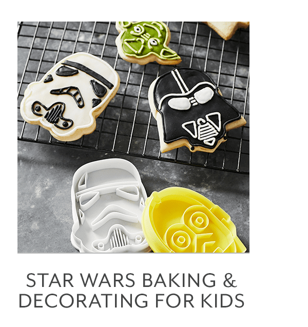 Class - Star Wars Baking & Decorating for Kids