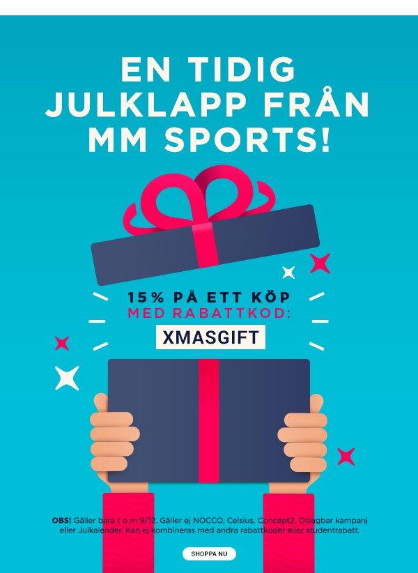 mm sports kampanjkod