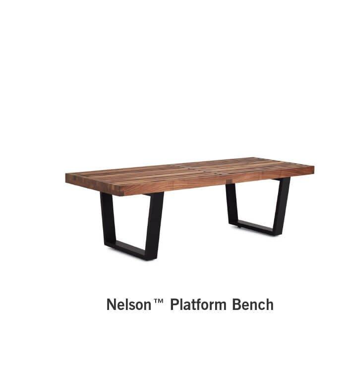 Nelson™ Platform Bench
