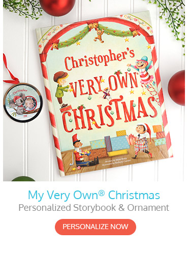 My Very Own Christmas Personalized Storybook