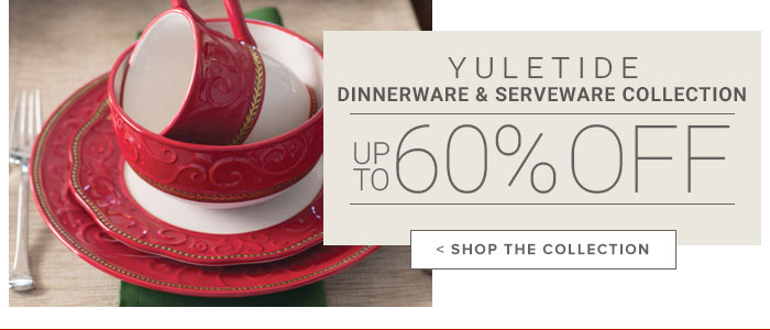 Shop the Yuletide Collection