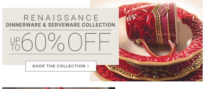 Shop the Renaissance Collection