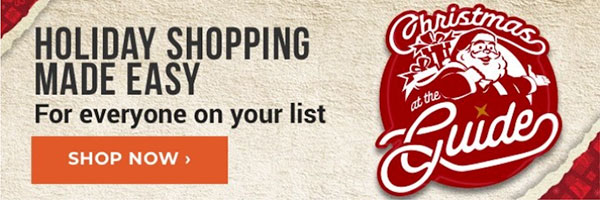 HOLIDAY SHOPPING MADE EASY