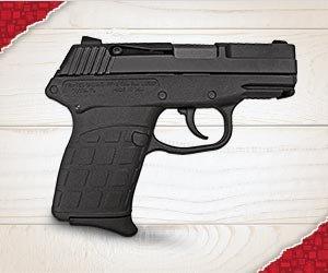 Kel-Tec PF-9, Semi-Automatic, 9mm, 3.1'' Barrel, 7+1 Rounds