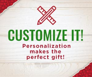 CUSTOMIZE IT! FOR ONE PENNY ENGRAVE KNIVES, NAME PLATES & YETI DRINKWARE