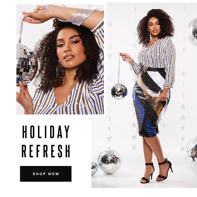 Holiday Refresh - Shop Now