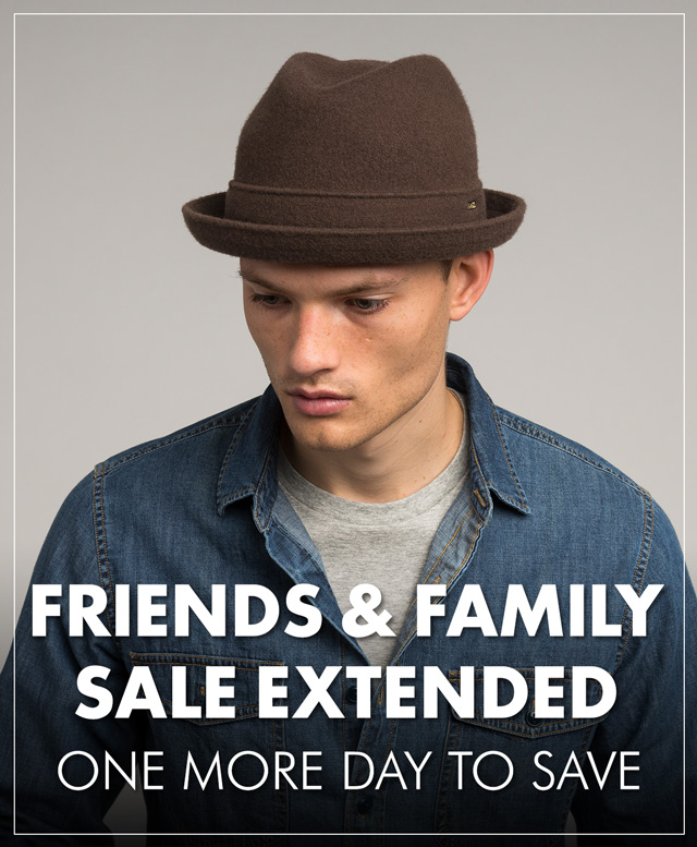 4c1f1543459f16 Kangol: Private Friends and Family Sale Extended | Milled