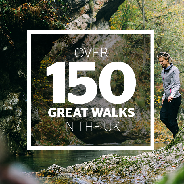 150 Great Walks