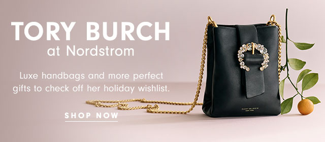 Tory Burch at Nordstrom | Luxe handbags and more perfect gifts to check off her holiday wish list. | Shop Now