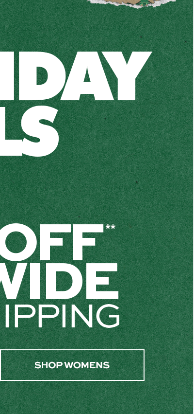 Holiday Steals Up To 30% Off Sitewide - Shop Womens
