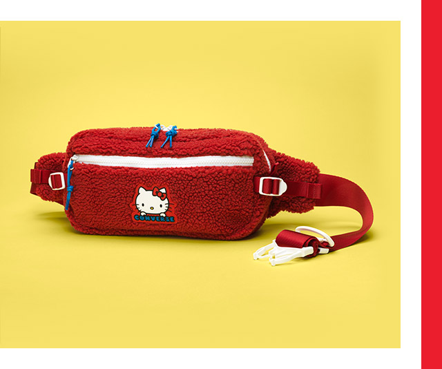 Shop Now: Converse x Hello Kitty Hip Pack