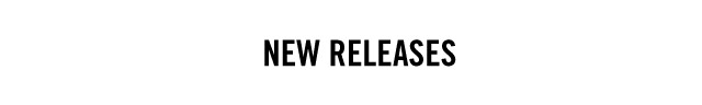 Shop Now: New Releases
