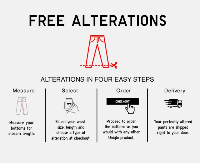 FREE ALTERATION