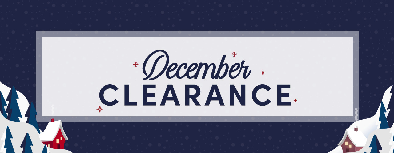 December Clearance