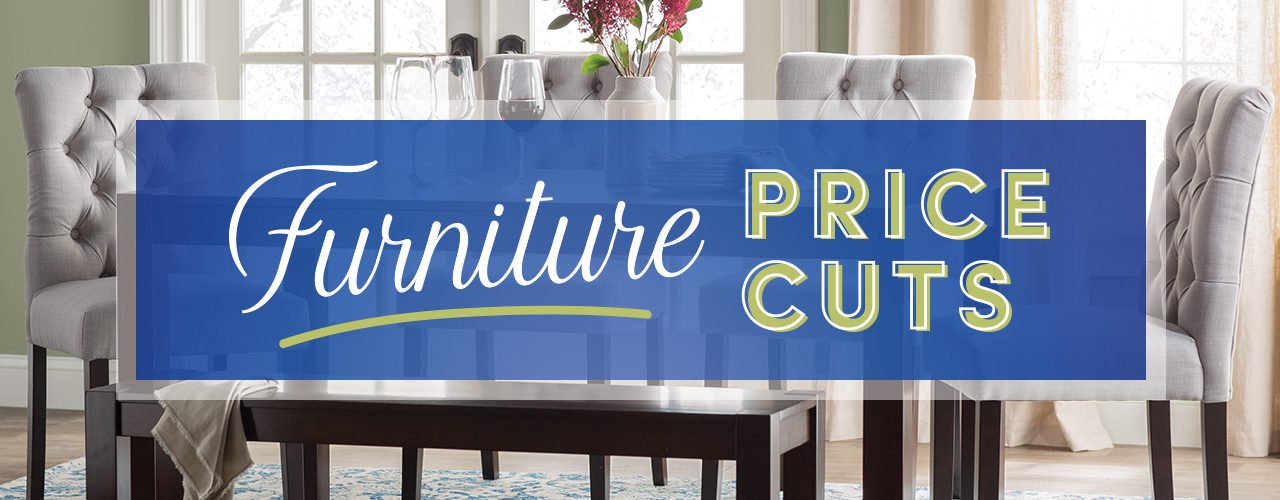 Furniture Price Cuts