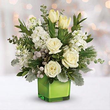 Teleflora's Winter Pop Bouquet