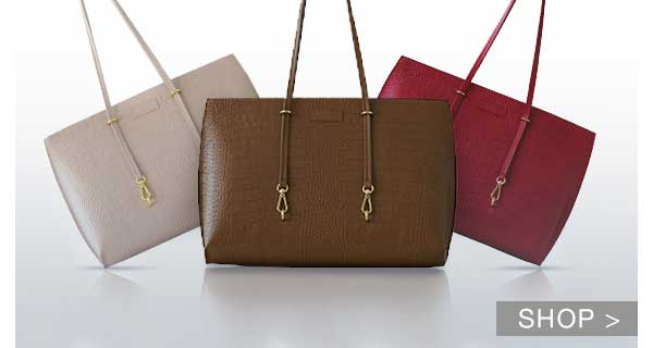 SILVIO TOSSI BAGS AND SCARVES