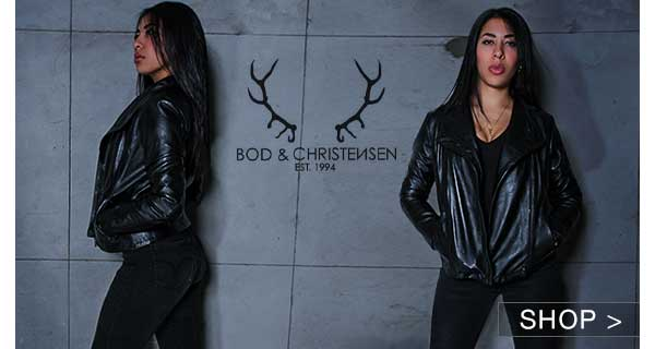 BOD AND CHRISTENSEN FOR HIM & HER