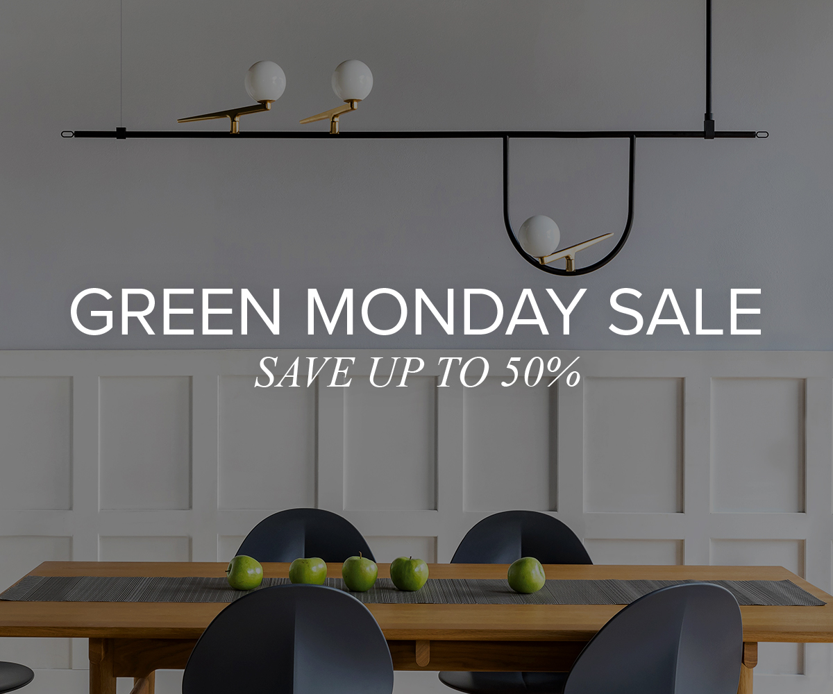 Green monday sale save up to 50