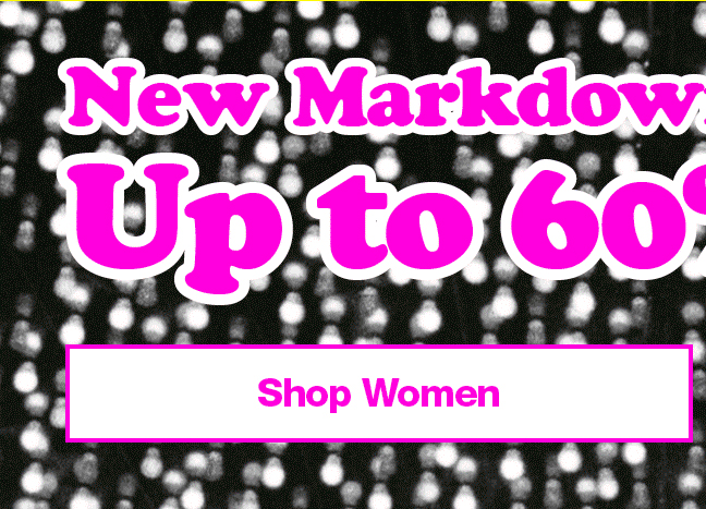 Shop Women Markdowns