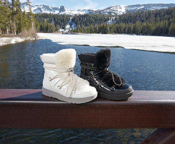 173288f9d5c UGG Australia: Turn heads in any weather   Milled