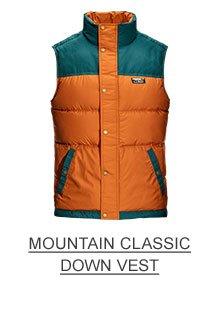 Mountain Classic Down Vest