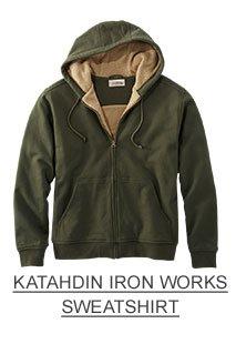 Khathdin Iron Works Sweatshirt.