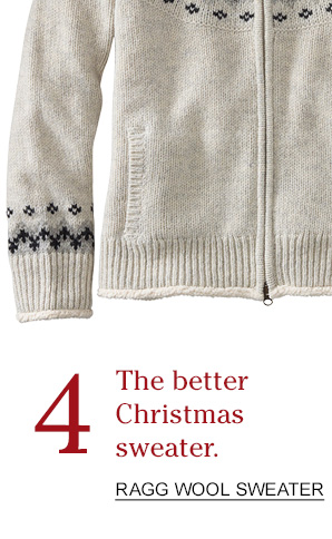 3 The better Christmas sweater.
