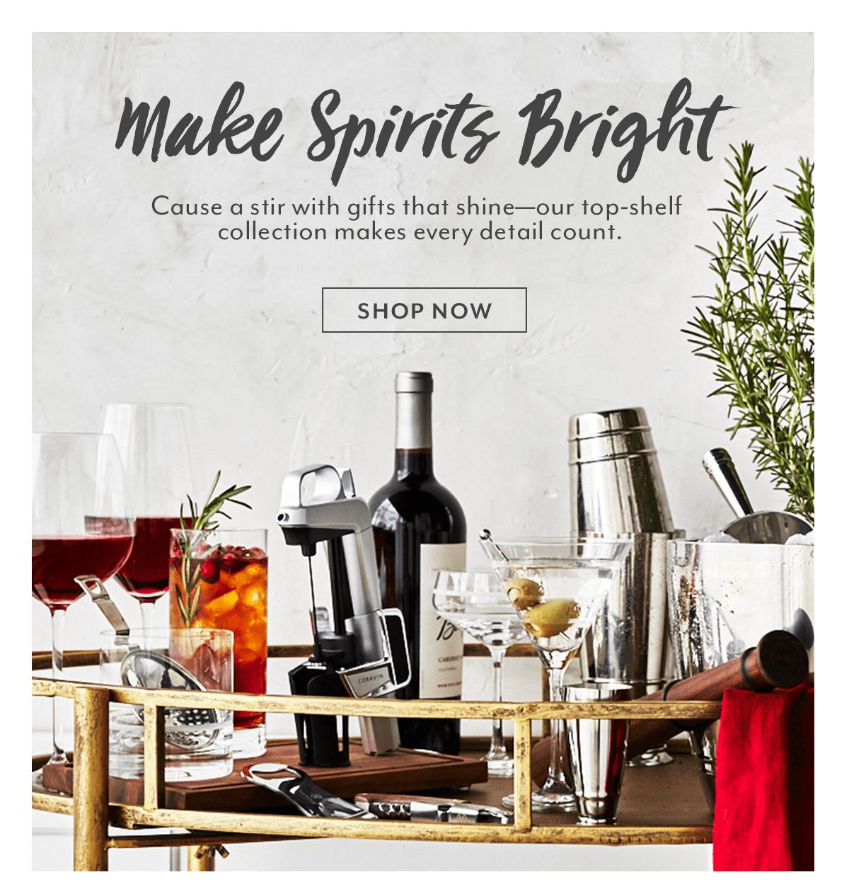 Make Spirits Bright