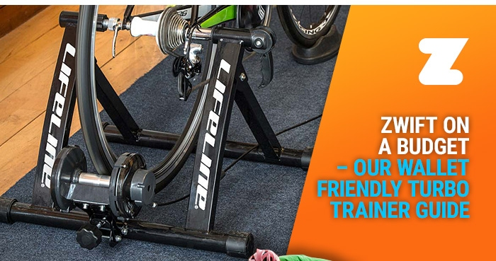 Zwift on a budget – our wallet friendly turbo trainer guide
